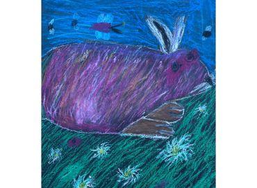 Osterbilder der Klasse 6a